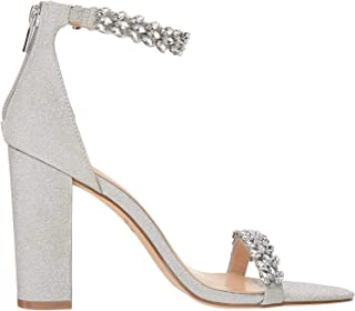 Jewel Badgley Mischka Women's Mayra Heeled Sandal
