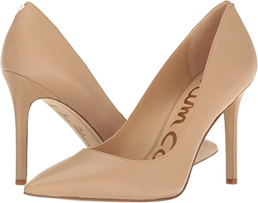 Classic Nude Nappa Leather