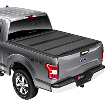 "BAK BAKFlip MX4 Hard Folding Truck Bed Tonneau Cover | 448328 | Fits 2015 - 2020 Ford F150 8' 2"" Bed (97.6"")"