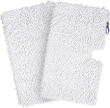 4 Pack White FOXCESD Microfiber Replacement Cleaning Steam Mop Pads for Shark Steam Pocket Mops S3500 Series S3501 S3601 S3550 S3601D S3801 S3801CO S3901 SE450