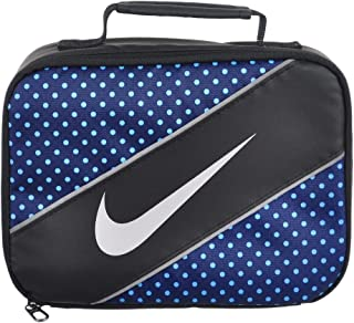 NIKE Lunchbox (Black/Blue Void, One Size)