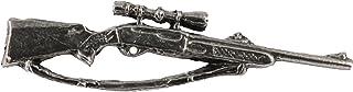 Rifle de acción de perno con alcance, pasador de peltre, A093
