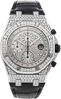 Audemars Piguet Royal Oak Mechanical(Automatic) Diamond Dial Watch 26067BC.ZZ.D002CR.01 (Pre-Owned)