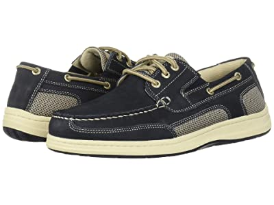 Dockers Beacon (Navy Tumbled Nubuck) Men
