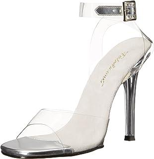 Pleaser Women's Gala06/c/m Heeled Sandal