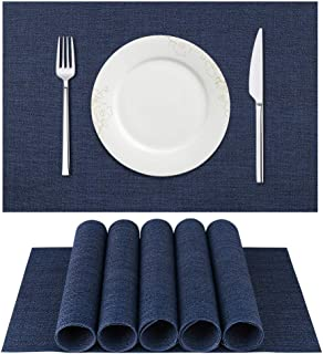 placemats and tablecloths