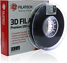 Filatech PC Filament, Black, 1.75mm, 0.5 kg, Made in UAE