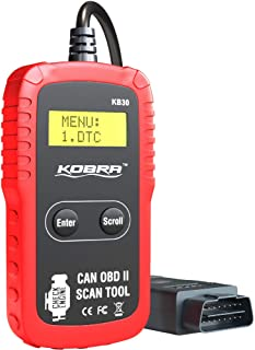 OBD2 Scan Tool – Clears Check Engine Lights Instantly – Diagnose Over 3000 Car Codes..