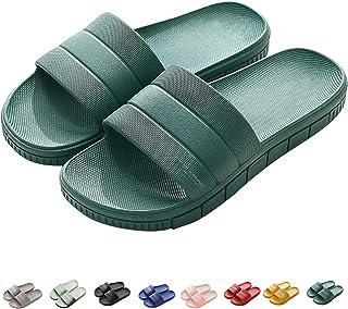 Zapatillas de estar por casa de hombre y mujer, tira ancha, sandalia perfecto para verano