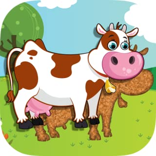 Animal Puzzle for Toddlers and Preschoolers