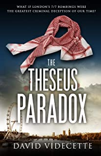 The Theseus Paradox: The stunning breakthrough thriller based on real events, from the Scotland Yard detective turned author (The Detective Inspector Jake Flannagan series)