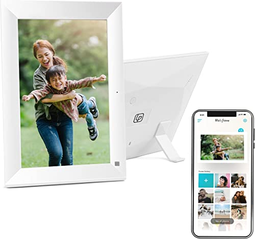 """high quality Lifeprint 10"""" Inch Smart Wi-Fi Digital Picture Frame 