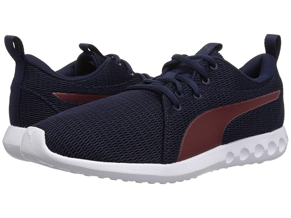 PUMA Carson 2 New Core (Peacoat/Pomegranate) Men