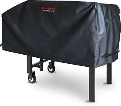 Amazon Com Blackstone 36 Inch Griddle Cover Waterproof 600d Polyester Heavy Duty Flat Top 36 Gas Grill Cover Exclusively 36 Griddle Cooking Station Outdoor Grill Covers Garden Outdoor