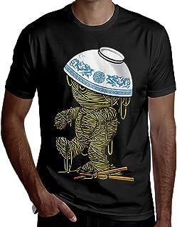 JJKKFG-H RAMENSES Return Mens Sport Short-Sleeved Tshirt