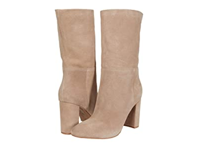 Chinese Laundry Keep Up (Mars Taupe Split Suede) High Heels