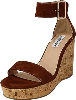 Steve Madden Womens Visible Sandal