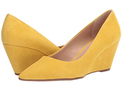 Franco Sarto Alicia (Yellow) Women