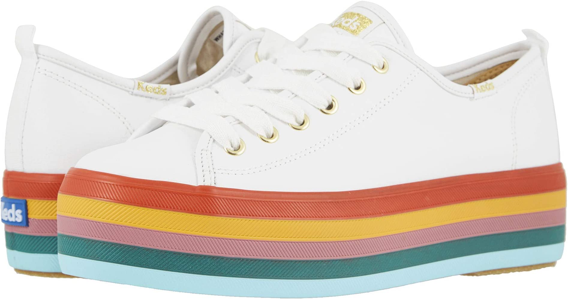 Keds Laceup Tripple