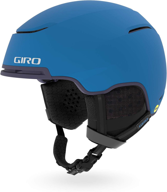 Giro Jackson MIPS Ski Helmet Large Matte blueee Pow