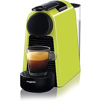 Nespresso Magimix Essenza Mini M115 - Koffiecupmachine - Lime Green: Amazon.es: Hogar