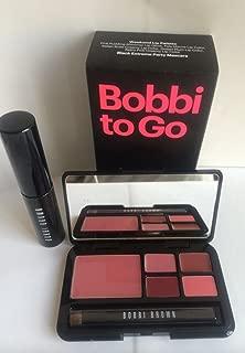 BOBBI BROWN Bobbi to Go Weekend Lip Palette +Black Extreme Party Mascara