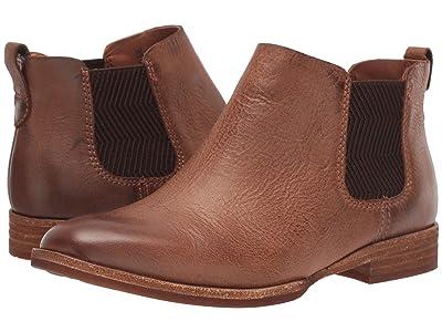Kork-Ease Kama (Brown Full Grain Leather) Women