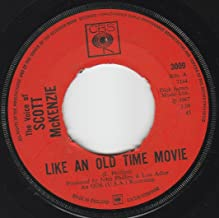 45vinylrecord Like An Old Time Movie/What's The Difference-Chapter II (7
