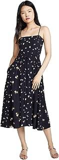 Women's Mixed Ditzy Hibiscus Dress
