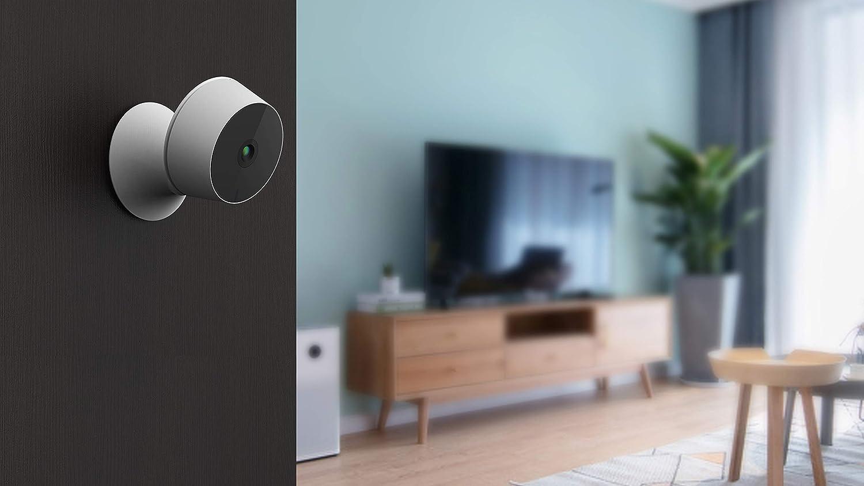 Câmera Geonav Inteligente, Wi-Fi, Full HD 1080p, Sensor de Movimento E compatível com Alexa Echo Show!