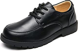 ALPHELIGANCE Kids Boys Dress Oxford Shoes(Toddler/Little...