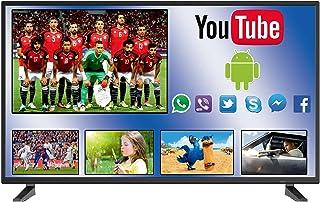 تليفزيون سمارت فل اتش دي 42 بوصة مع 2 ريموت كنترول وحامل حائط من سيمفوني SY-LED 420 SM- M