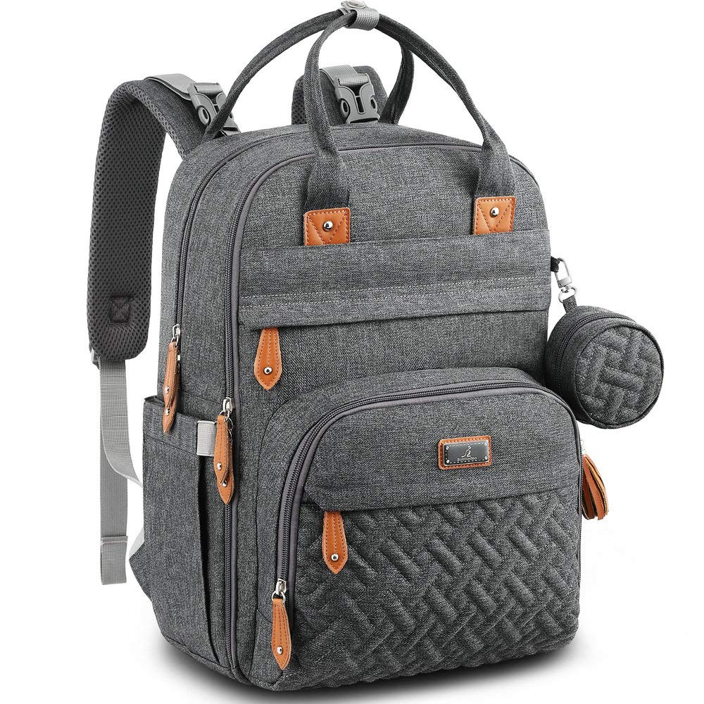 Backpack BabbleRoo Changing Multifunction Waterproof