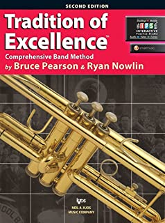 W61TP - Tradition of Excellence Book 1 - Trumpet/Cornet