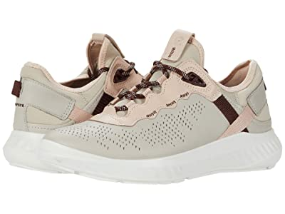 ECCO ST.1 Lite Sneaker (Multicolor Gravel Cow Leather/Textile) Women