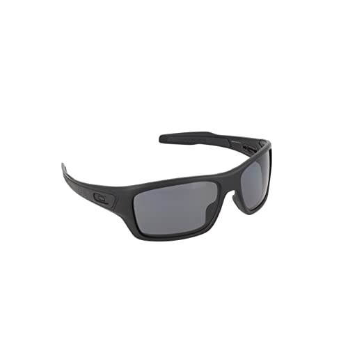 8ef19ce1ed Oakley Men s Turbine Polarized Rectangular Sunglasses