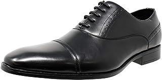 [神戸リベラル] LIBERAL メンズビジネスシューズ 【国内販売店】 ストレートチップ 内羽根 紳士靴 LB208