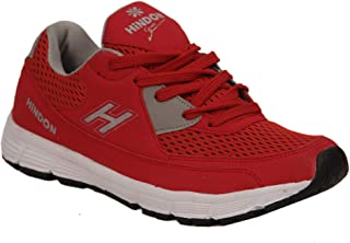 HINDON Running Shoes H Model Red/Grey