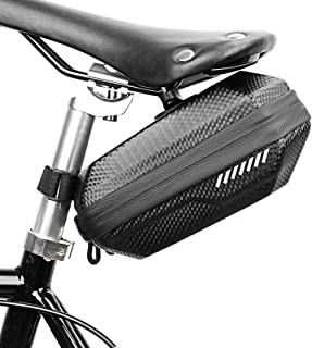 Bicycle Waterproof Storage Saddle Bag Bike Seat Cycling Youth Outdoor Rear I0Y6