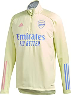 adidas Unisex Arsenal Fc Temporada 2020/21 Afc Wrm Top Warm Sweatshirt