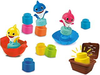 Clementoni 17426 Soft Clemmy Shark My First Play Set For Babies And Toddlers, Ages 6 Months Plus