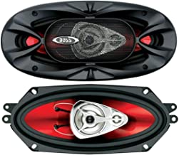 $21 » BOSS Audio Systems CH4330 Car Speakers - 400 Watts of Power Per Pair and 200 Watts Each, 4 x 10 Inch, Full Range, 3 Way, S...