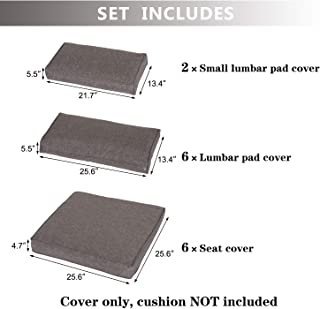 Best sectional seat cushions Reviews