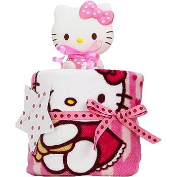 サンリオ ハローキティ 女の子 キティちゃん 出産祝い 1段 おむつケーキ パンパース テープタイプ Mサイズ Hello Kitty
