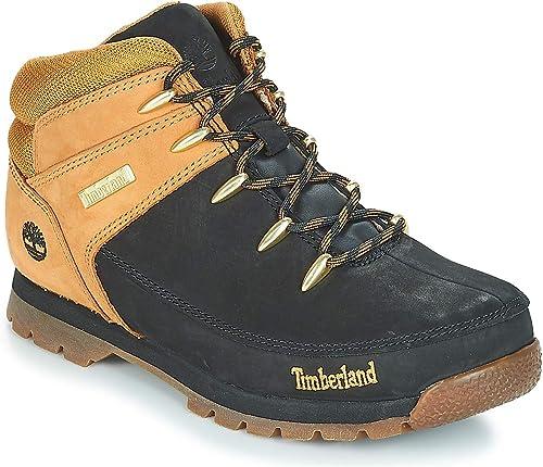 TIMBER TIMBER TIMBER schwarz StiefelY A1M37  einzigartige Form
