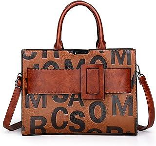 Sponsored Ad - Light Luxury Handbags Women Bags Designer Letter Belt Shoulder Bags Ladies Crossbody Hand Tote Bags for Wom...