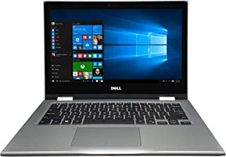 "Dell Inspiron 13 5000 Series 2-in-1 5379 13.3"" Full HD Touch Screen Laptop - 8th Gen Intel Core i7-8550U up to 4.0 GHz, 16GB Memory, 256GB SSD, Intel UHD Graphics 620, Windows 10, Gray"