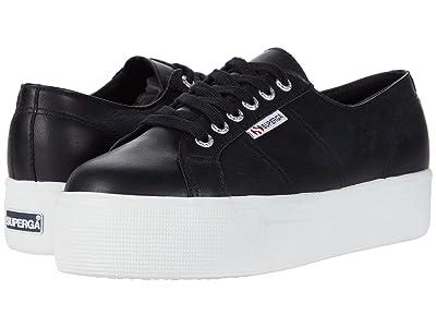 Superga 2790 Naplngcotw Sneaker (Black) Women