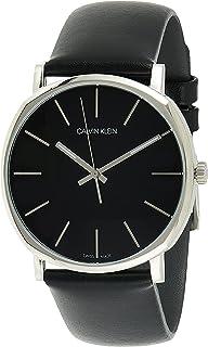 Calvin Klein Posh K8Q311C1 Leather Analog Casual Watch for Men