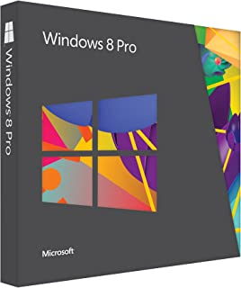 Microsoft Windows 8 Pro - Upgrade [Old Version]